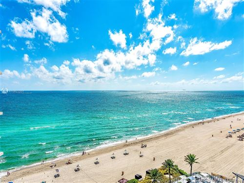 Photo of 18671 Collins Ave #1203, Sunny Isles Beach, FL 33160 (MLS # A10627001)