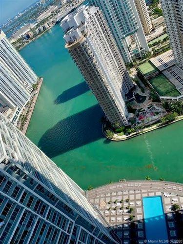 Photo of 495 Brickell Ave #4908, Miami, FL 33131 (MLS # A10857001)