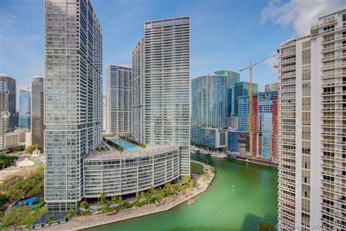 Photo of 801 Brickell Key Blvd #2704, Miami, FL 33131 (MLS # A10971001)