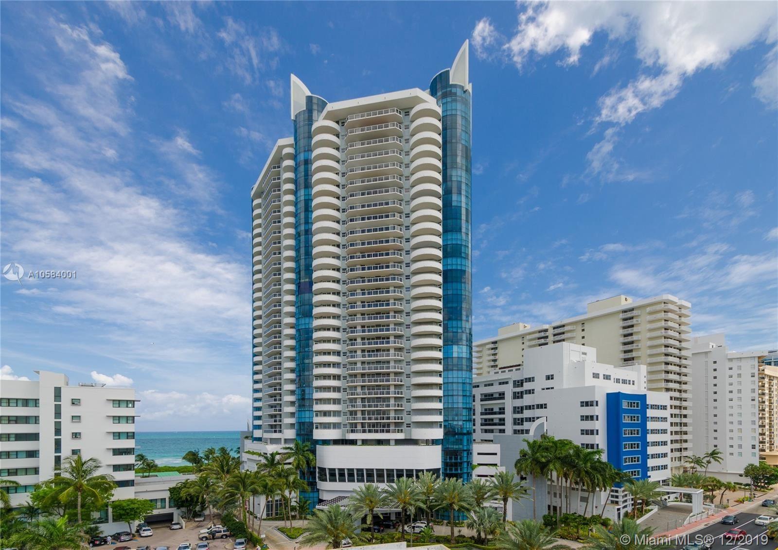 6301 Collins Ave #1704, Miami Beach, FL 33141 - #: A10584001