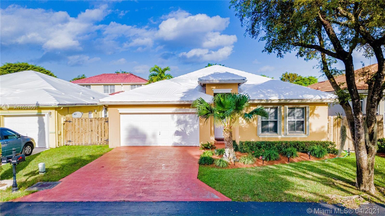 8133 SW 163rd Pl, Miami, FL 33193 - #: A11024001