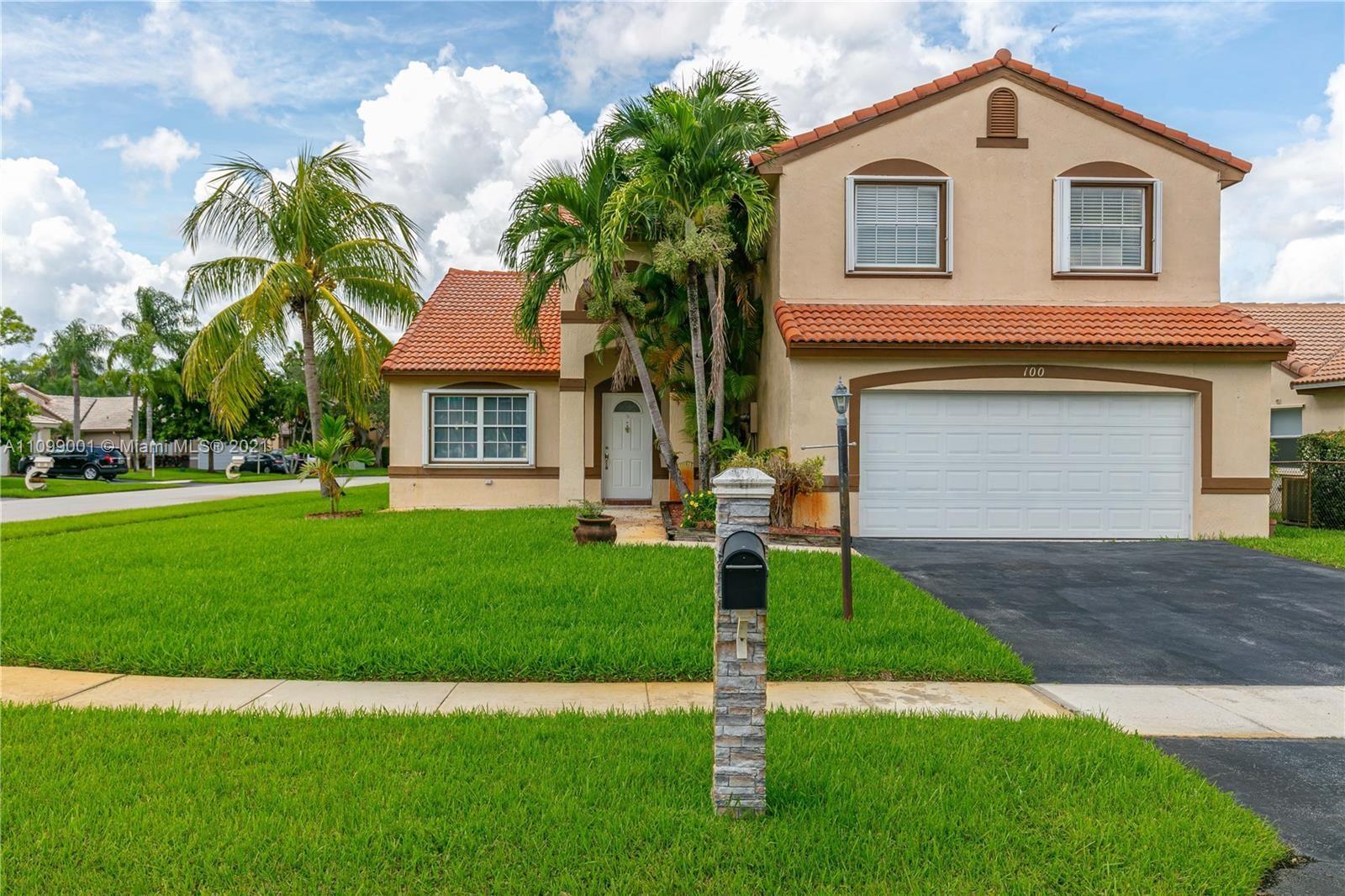 100 NW 189th Ave, Pembroke Pines, FL 33029 - #: A11099001