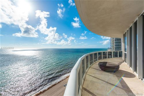 Photo of 16001 Collins Ave #1201, Sunny Isles Beach, FL 33160 (MLS # A10549002)