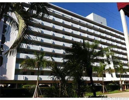Photo of 3703 NE 166th St #707, North Miami Beach, FL 33160 (MLS # A10924002)