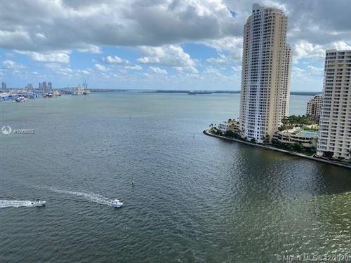 Photo of 325 S Biscayne Blvd #2123, Miami, FL 33131 (MLS # A10966002)