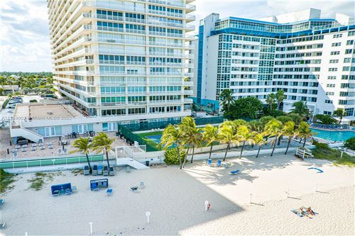 Photo of 4020 Galt Ocean Dr #107, Fort Lauderdale, FL 33308 (MLS # A11113002)