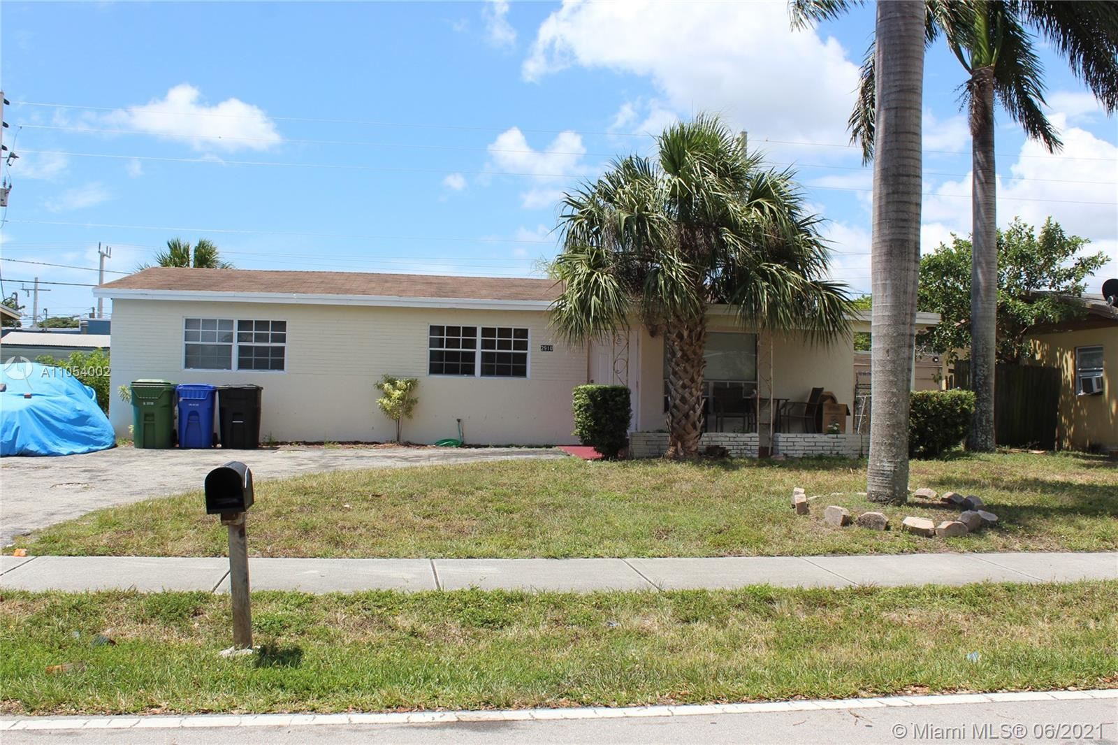 2910 NW 20th St, Fort Lauderdale, FL 33311 - #: A11054002