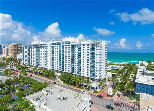 Photo of 2301 Collins #421, Miami Beach, FL 33139 (MLS # A10937003)