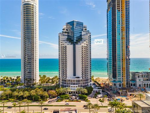 Photo of 18001 Collins Ave #2314, Sunny Isles Beach, FL 33160 (MLS # A10985003)
