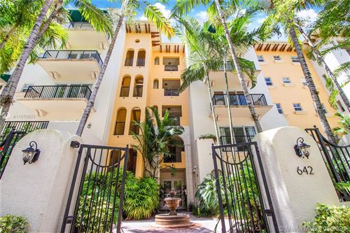 Photo of 642 Valencia Ave #307, Coral Gables, FL 33134 (MLS # A11070003)