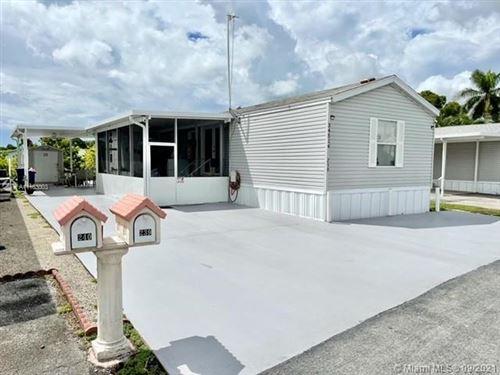 Photo of 34514 SW 187 Court Lot#239, Homestead, FL 33034 (MLS # A11103003)