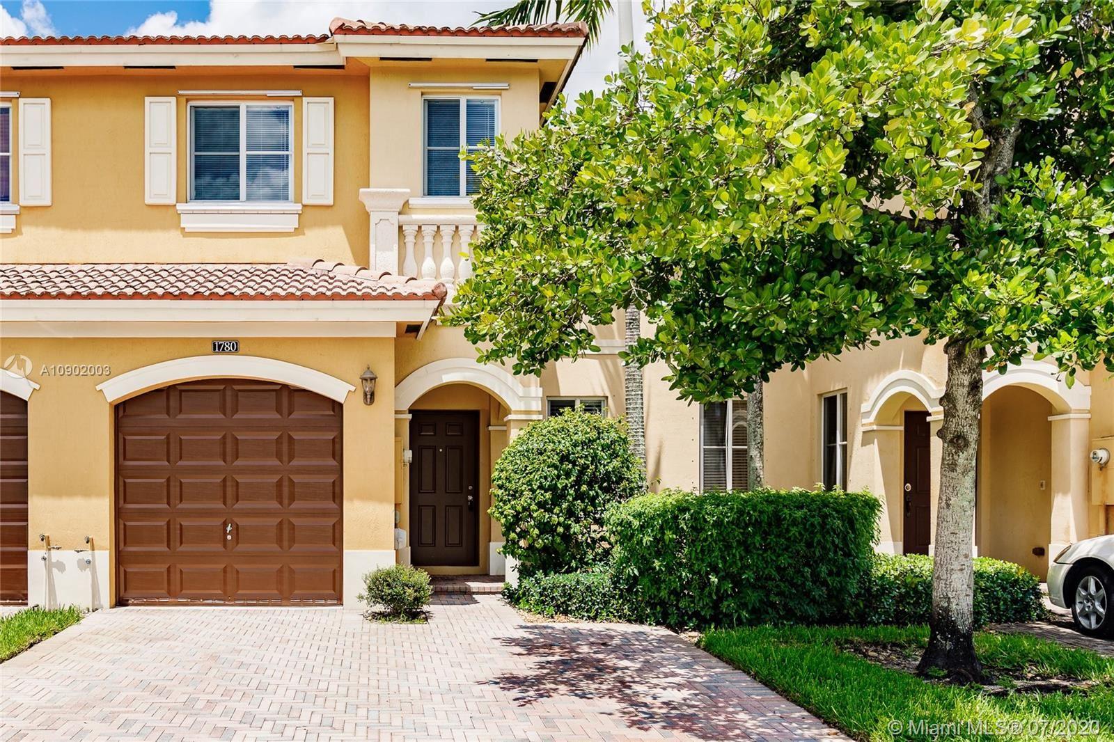 1780 SW 91st Ave #1780, Miramar, FL 33025 - #: A10902003
