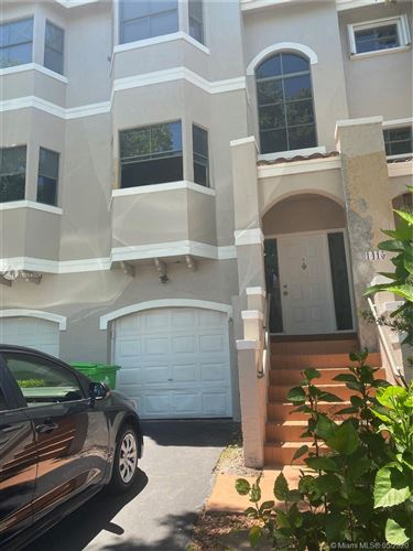 Photo of Listing MLS a10854004 in 1415 NW 126th Ln #1415 Sunrise FL 33323