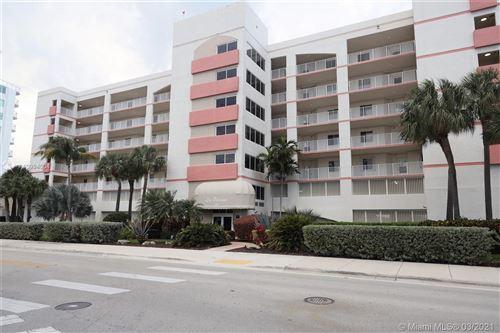 Photo of 18260 N Bay Rd #510, Sunny Isles Beach, FL 33160 (MLS # A10994004)