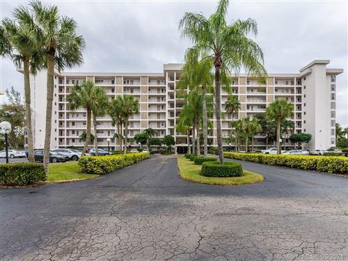 Photo of 3200 N Palm Aire Dr #108, Pompano Beach, FL 33069 (MLS # A11009004)