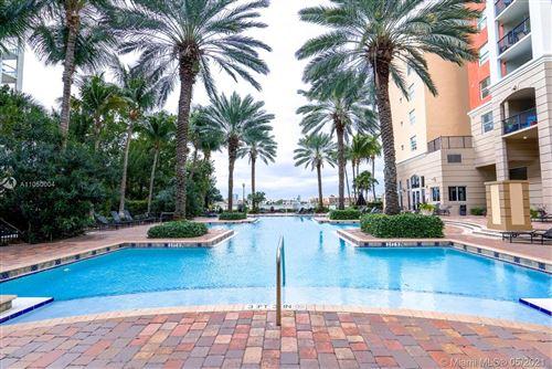 Photo of 17145 N Bay Rd #4403, Sunny Isles Beach, FL 33160 (MLS # A11050004)