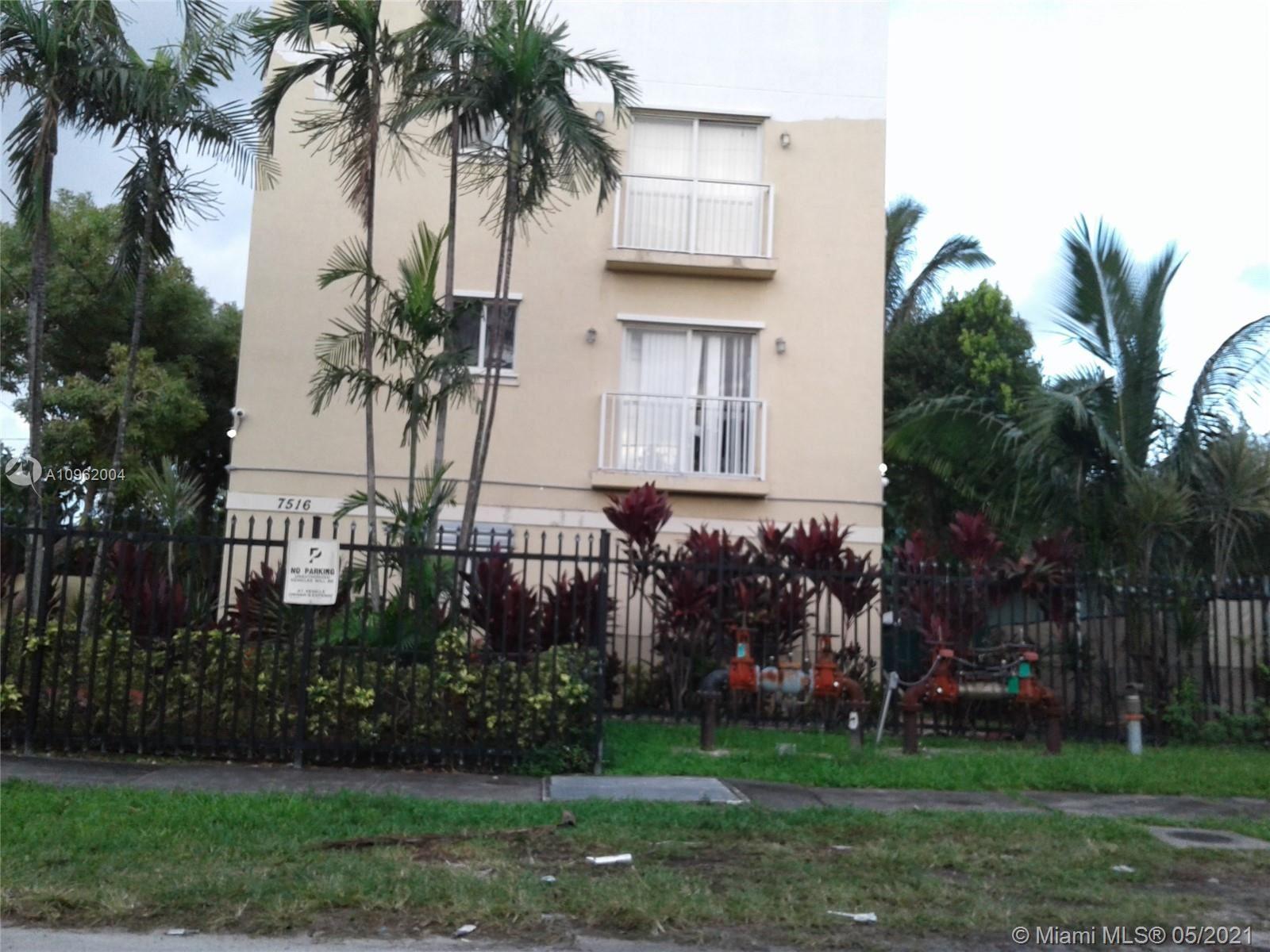 7516 NE 1st Ave #201, Miami, FL 33138 - #: A10962004