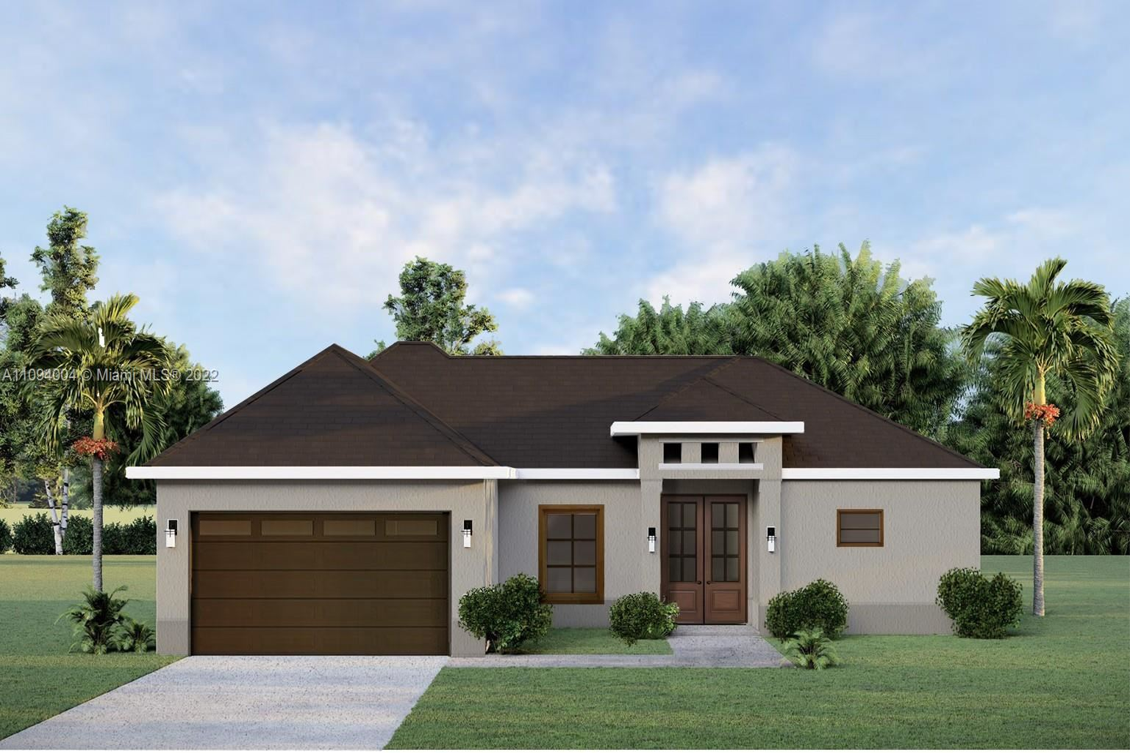 3315 6TH ST. SW, Lehigh Acres, FL 33976 - #: A11094004