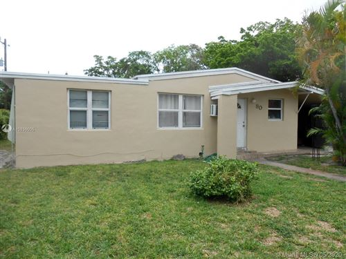 Photo of Listing MLS a10836005 in 80 NW 120th St North Miami FL 33168