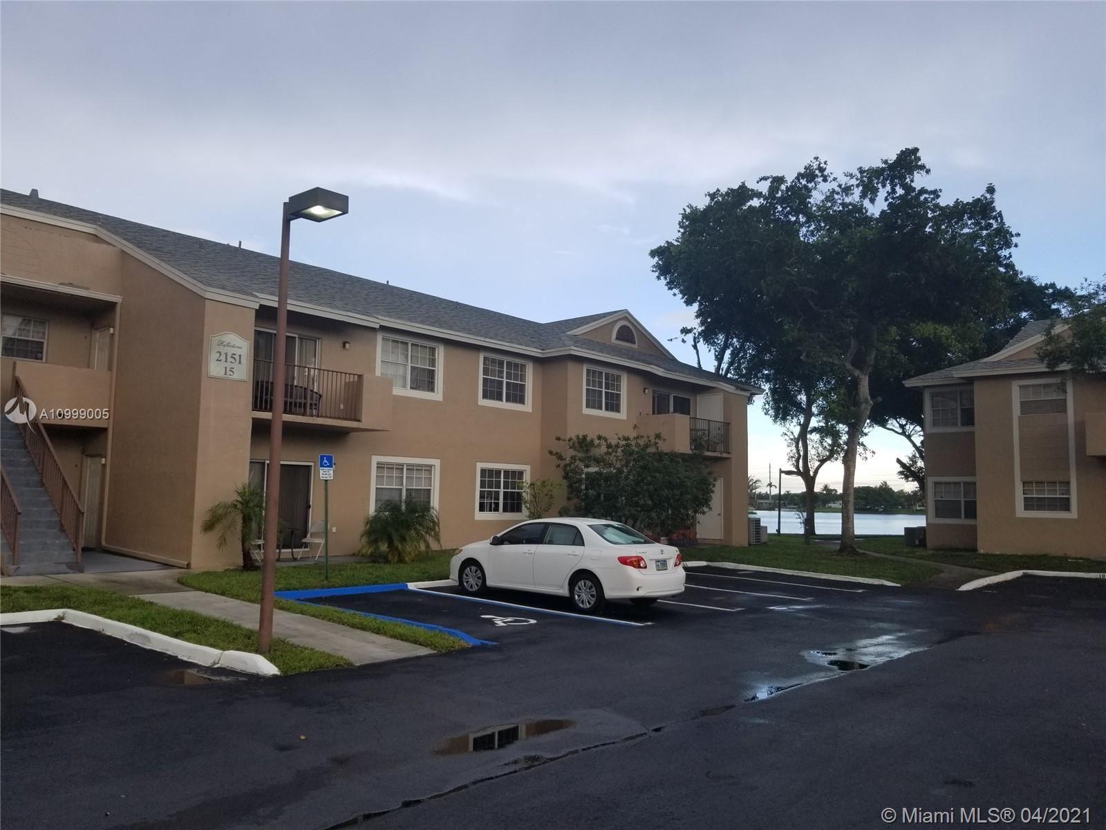 2151 NW 96th Ter #15L, Pembroke Pines, FL 33024 - #: A10999005