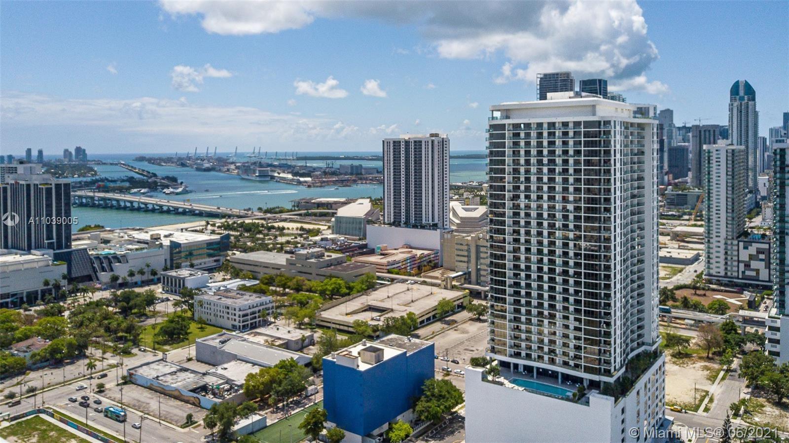 1600 NE 1st Ave #1907, Miami, FL 33132 - #: A11039005