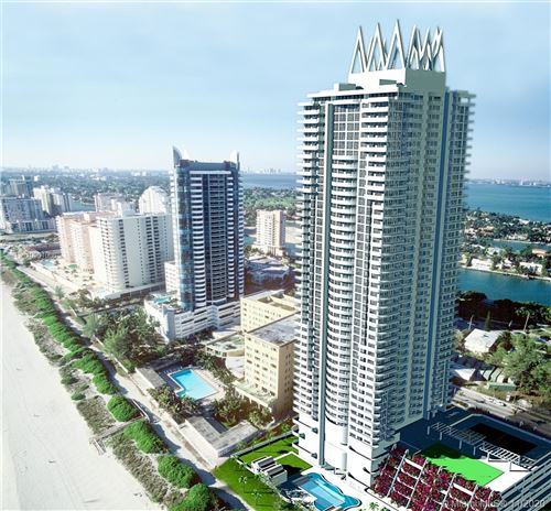 Photo of 6365 NE Collins Ave #1711, Miami Beach, FL 33141 (MLS # A10961006)