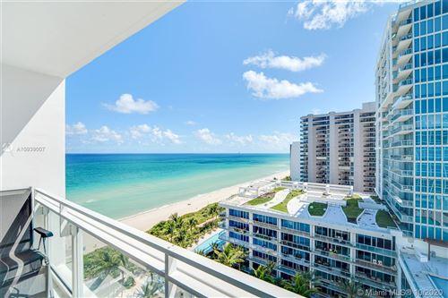 Foto de inmueble con direccion 6801 Collins Ave #1208 Miami Beach FL 33141 con MLS A10939007