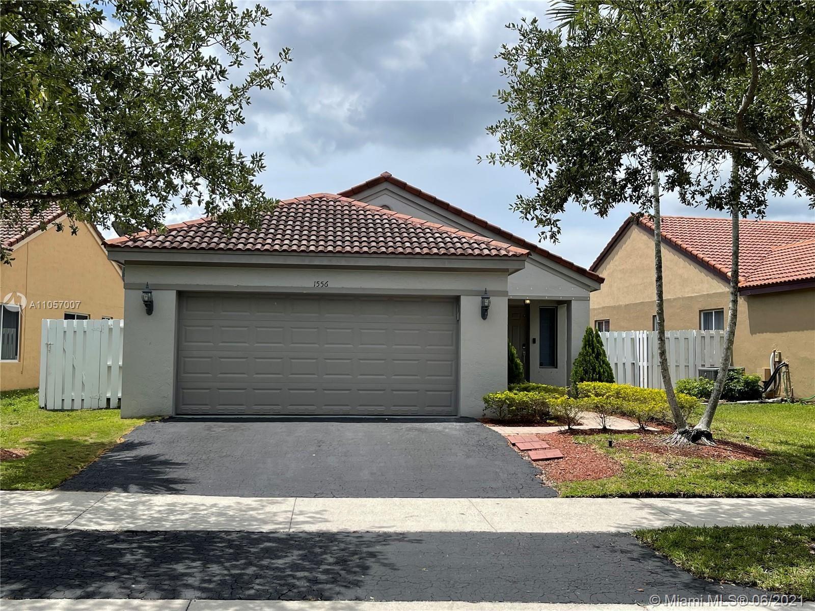 1556 N Mira Vista Cir, Weston, FL 33327 - #: A11057007