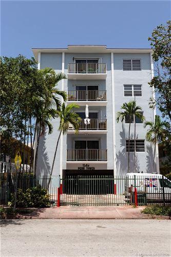 Foto de 1235 Pennsylvania Ave #4C, Miami Beach, FL 33139 (MLS # A10886008)