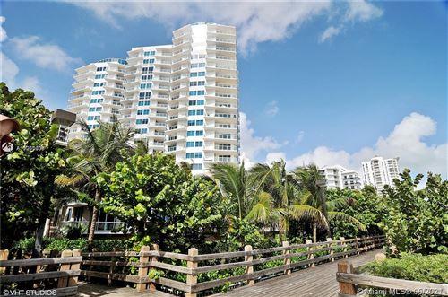 Photo of 3801 Collins Ave #602, Miami Beach, FL 33140 (MLS # A11041008)