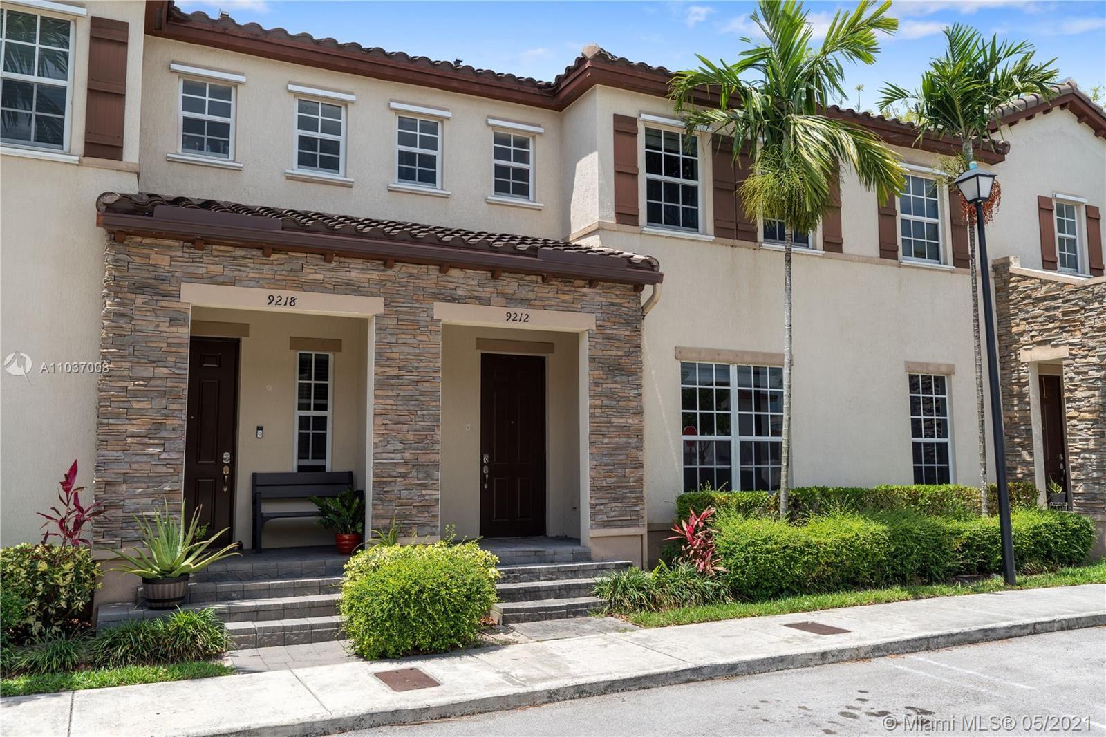 9212 SW 170th Pl #., Miami, FL 33196 - #: A11037008