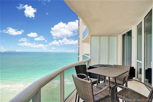 Photo of 15901 Collins Ave #2103, Sunny Isles Beach, FL 33160 (MLS # A10622009)