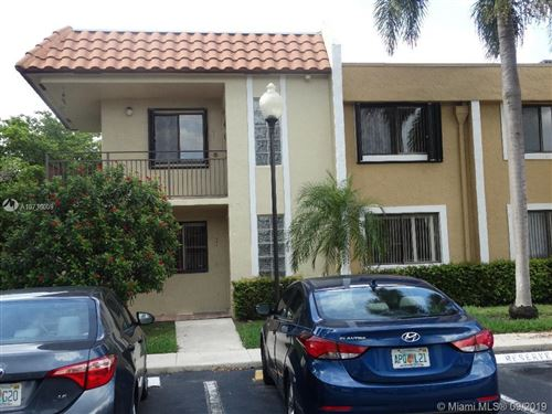 Photo of 434 Lakeview Dr #101, Weston, FL 33326 (MLS # A10736009)