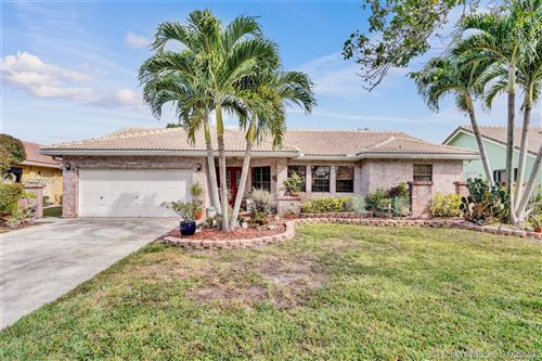 Photo of Listing MLS a10809009 in 5171 NW 59th Way Coral Springs FL 33067