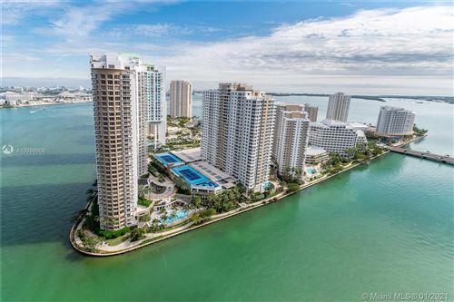 Photo of 475 Brickell Ave #3207, Miami, FL 33131 (MLS # A10986009)