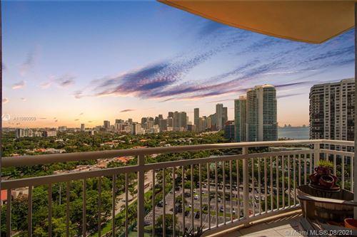 Photo of 2475 Brickell Ave #1603, Miami, FL 33129 (MLS # A11080009)