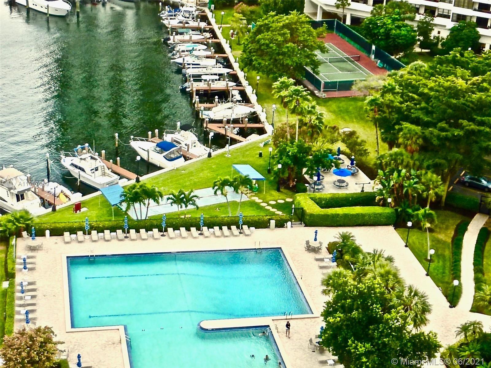 2500 PARKVIEW DR #2020, Hallandale Beach, FL 33009 - #: A11057009