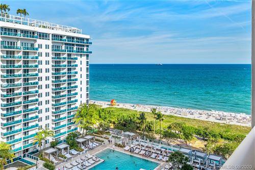 Photo of 2301 Collins Ave #1423, Miami Beach, FL 33139 (MLS # A10930010)