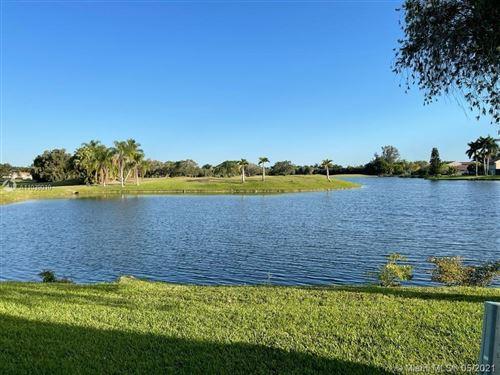 Photo of 354 Patio Village Ter #354, Weston, FL 33326 (MLS # A11039010)