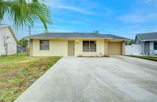 Photo of 5993 Westfall Road #5993, Lake Worth, FL 33463 (MLS # A11057010)