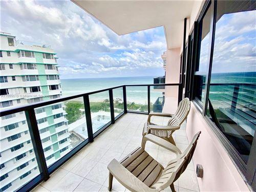 Photo of 5225 Collins Ave #1608, Miami Beach, FL 33140 (MLS # A11085010)