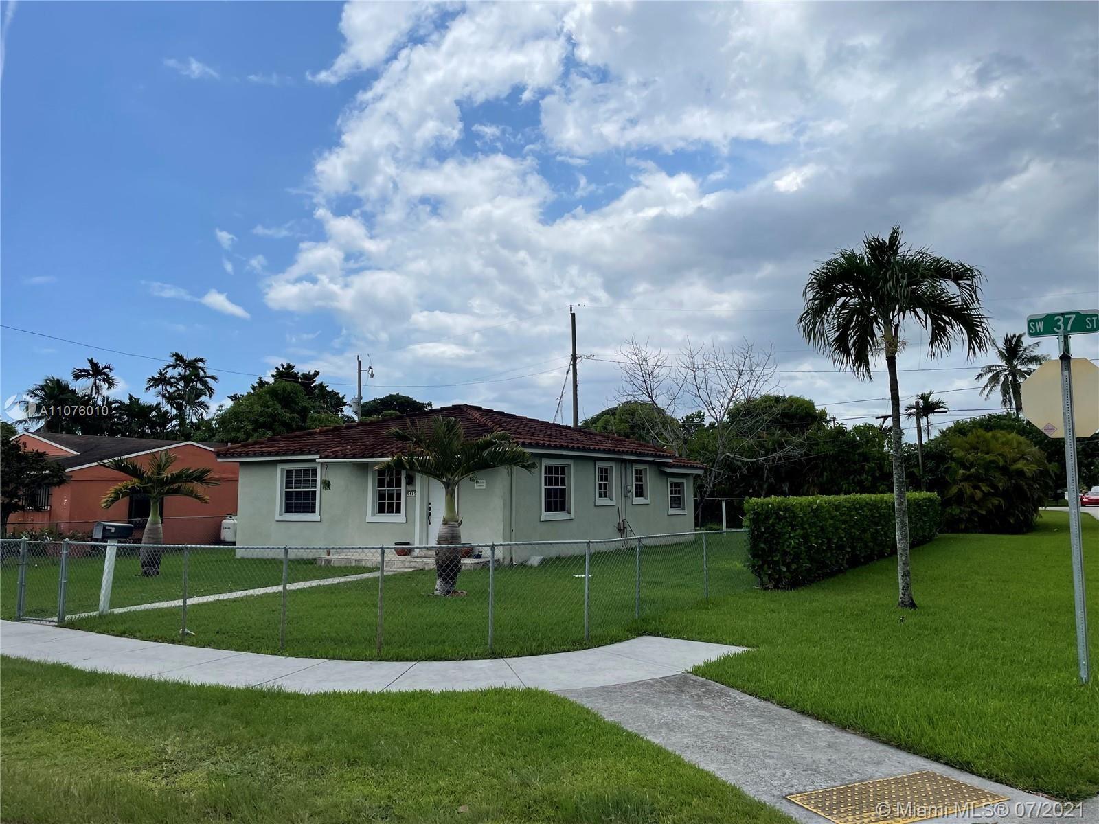 6490 SW 37th St, Miami, FL 33155 - #: A11076010