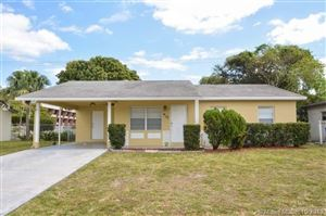 Photo of Listing MLS a10753011 in 910 SW 81ST TER North Lauderdale FL 33068