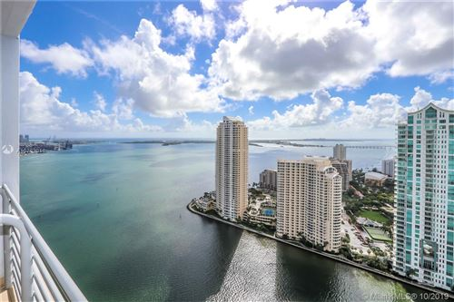 Photo of 335 S Biscayne Blvd #4201, Miami, FL 33131 (MLS # A10762011)