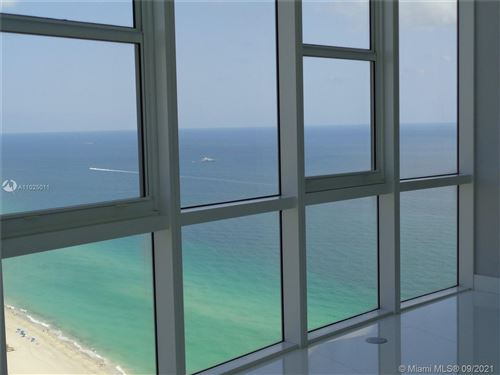 Photo of 18201 Collins Ave #4501, Sunny Isles Beach, FL 33160 (MLS # A11025011)