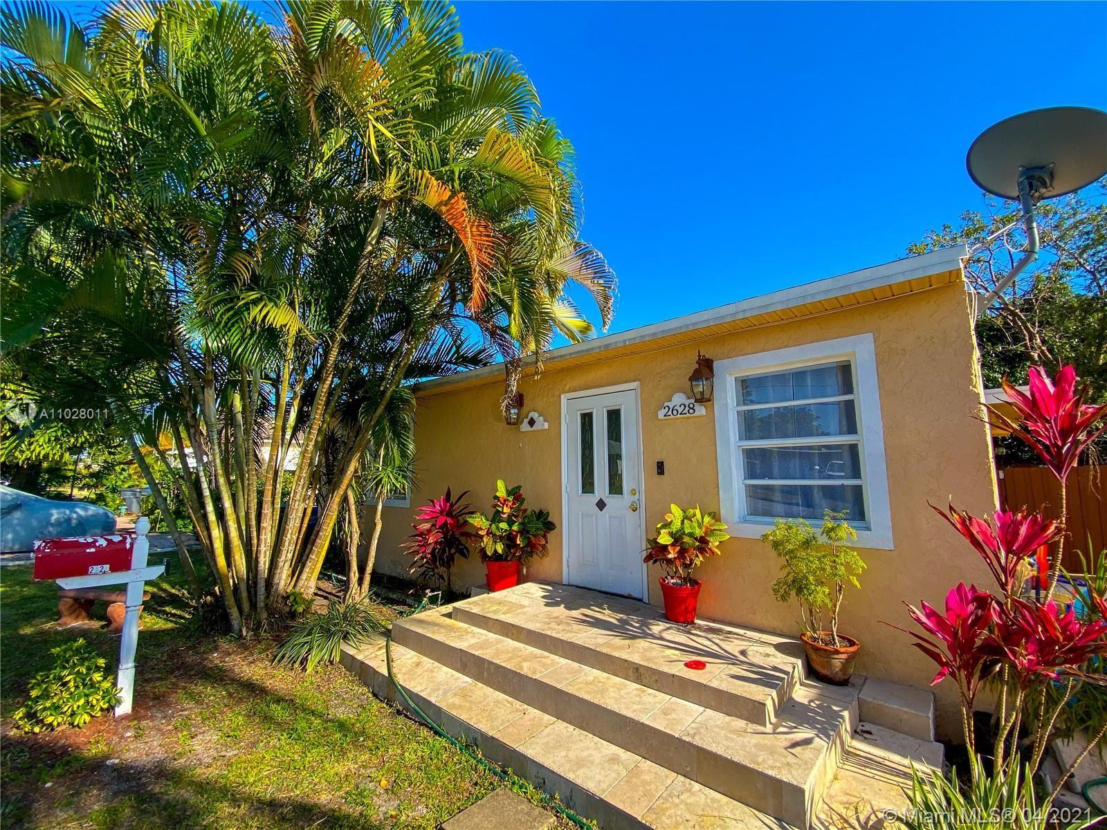 2628 Hayes St, Hollywood, FL 33020 - #: A11028011