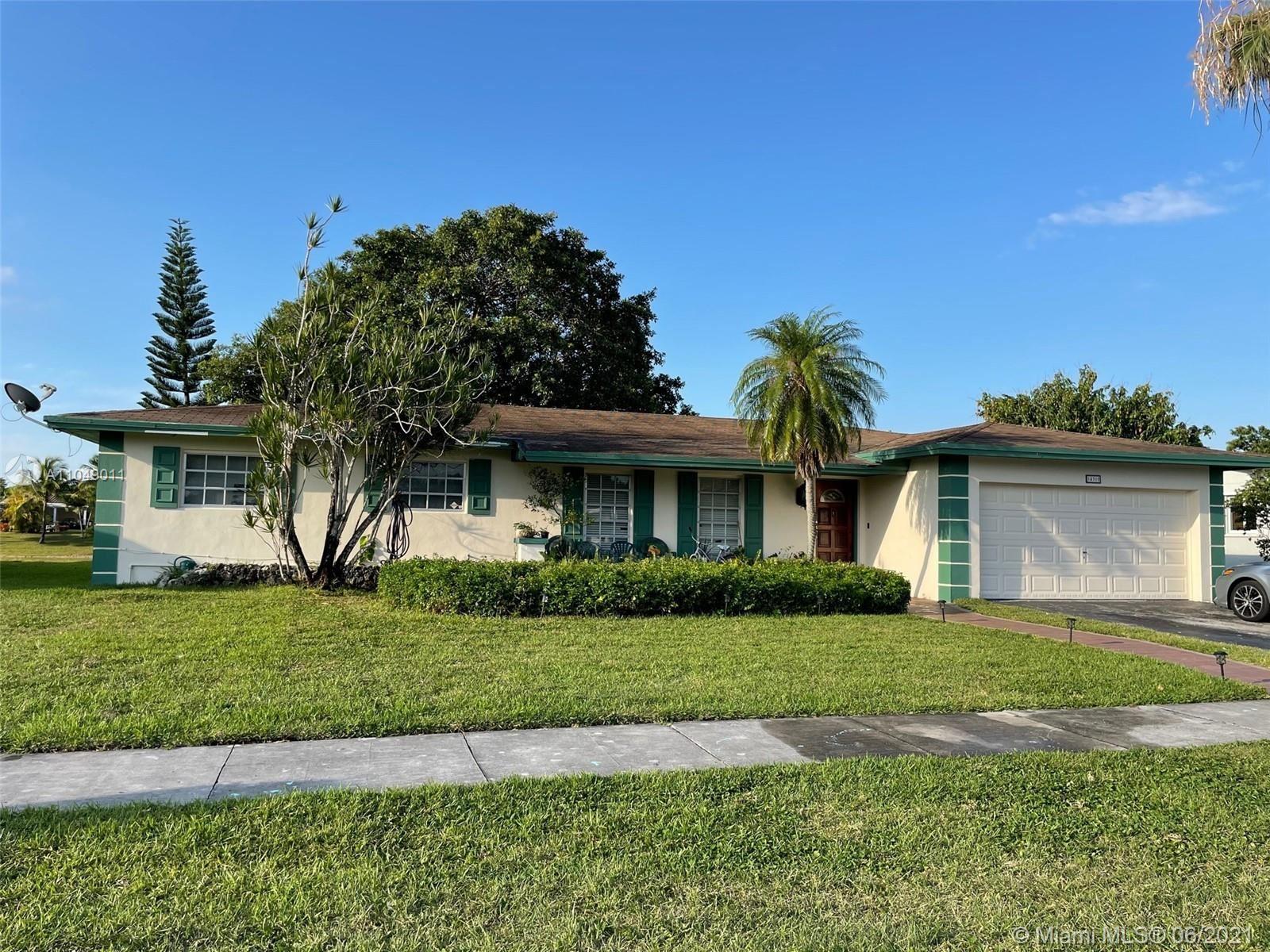 14300 SW 74th St, Miami, FL 33183 - #: A11049011