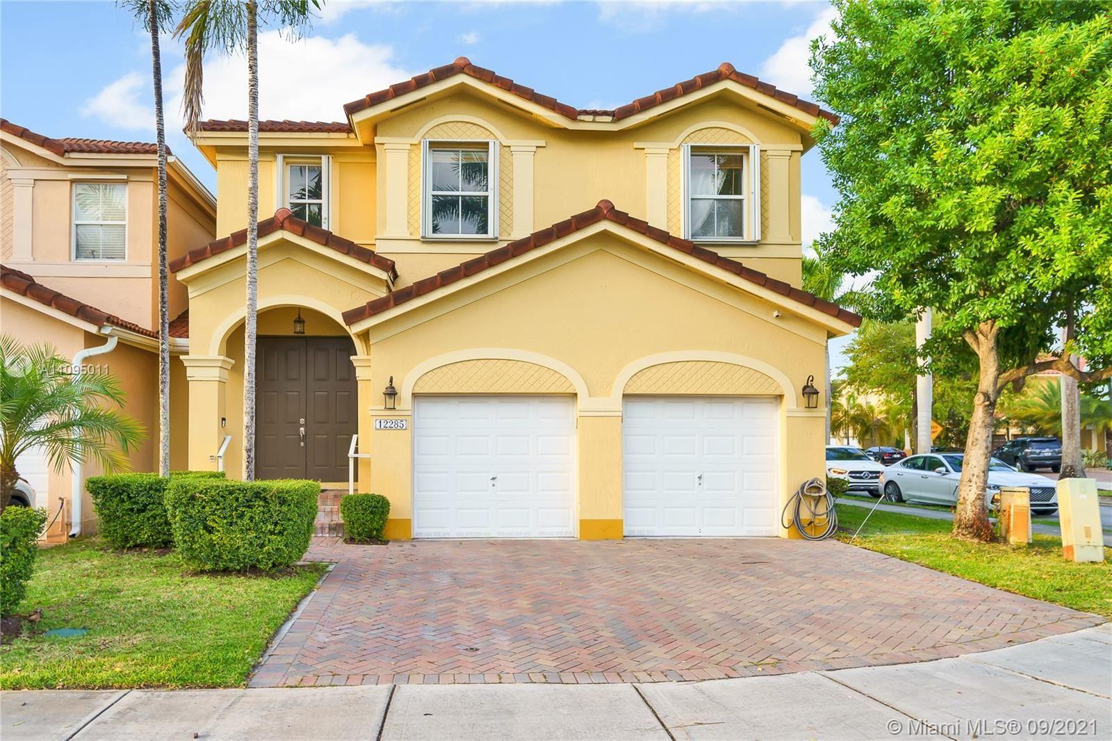12285 SW 122nd St, Miami, FL 33186 - #: A11095011