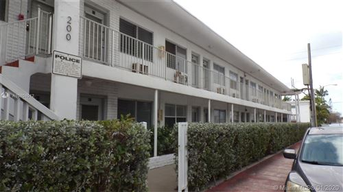 Photo of 200 76th St #43, Miami Beach, FL 33141 (MLS # A10804012)