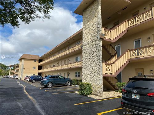 Photo of 3530 NW 52nd Ave #608, Lauderdale Lakes, FL 33319 (MLS # A10826012)